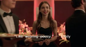 Emily in Paris – quotes (short & inspiring) 1 season – Netflix